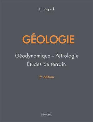 Géologie : géodynamique, pétrologie, études de terrain