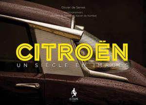 Citroën : un siècle en images