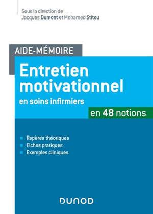 Aide-mémoire : entretien motivationnel : en 30 fiches