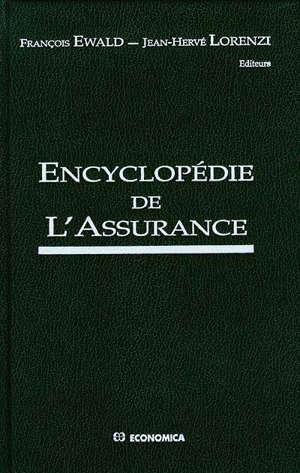 Encyclopédie de l'assurance