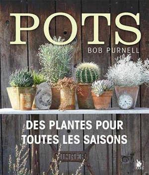 Pots : des plantes pour toutes les saisons
