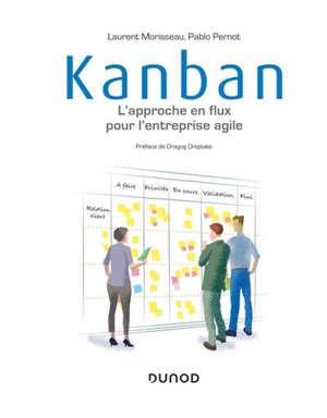 Kanban : l'approche en flux pour l'entreprise agile