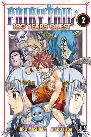 Fairy Tail : 100 years quest. Volume 2