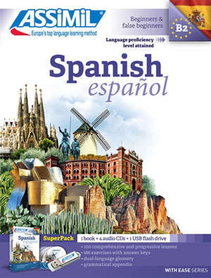 Spanish with ease : B2 : superpack