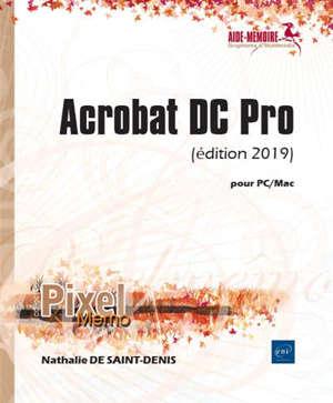 Acrobat Pro DC : pour PC-MAC