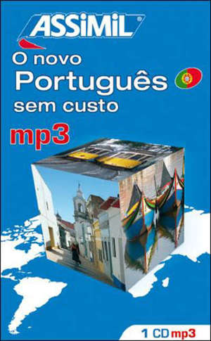 Le nouveau portugais sans peine = O novo português sem custo