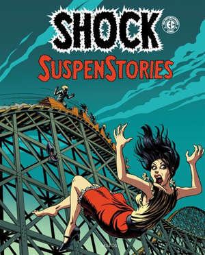 Shock suspenstories. Volume 3