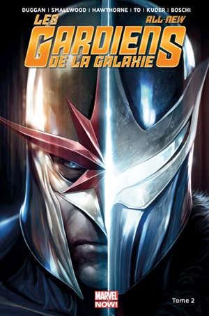 All-New Les gardiens de la galaxie. Volume 2