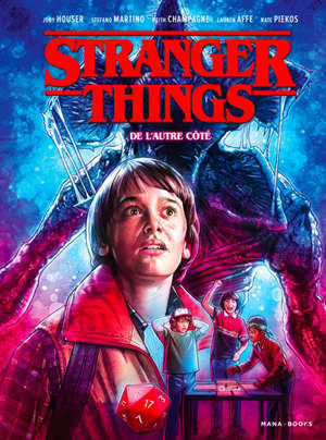 Stranger things. Volume 1, De l'autre côté