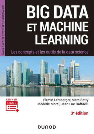 Big data et machine learning : les concepts et les outils de la data science