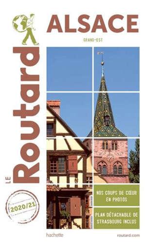 Alsace (Grand-Est) : 2020-2021
