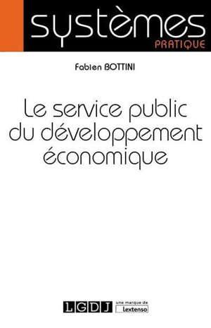 Le service public du développement économique