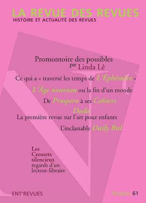 Revue des revues (La). n° 61