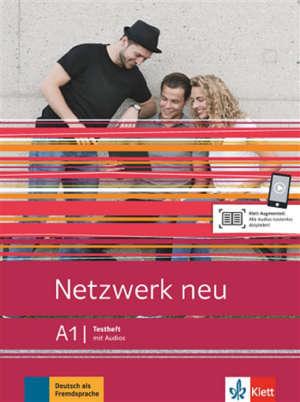 Netzwerk neu A1 : Testheft mit Audios