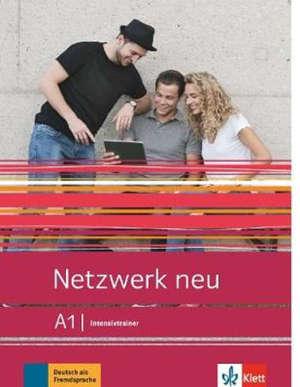 Netzwerk, A1 : Intensivtrainer : Deutsch als Fremdsprache