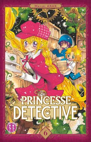 Princesse Détective. Volume 6
