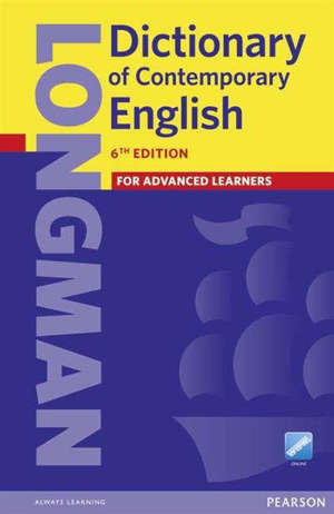 Longman dictionary of contemporary English : for advanced learners