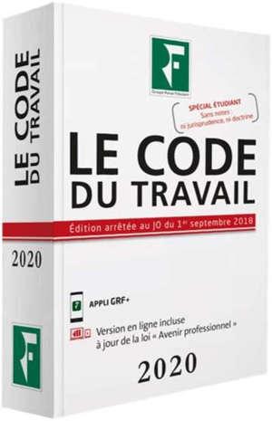Le code du travail 2020