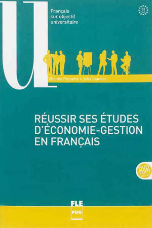 Réussir ses études d'économie-gestion en français