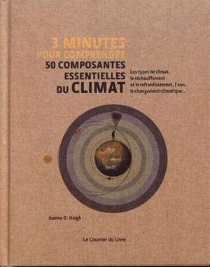 3 minutes pour comprendre 50 composantes essentielles du climat : les types de climat, le réchauffement et le refroidissement, l'eau, le changement climatique...