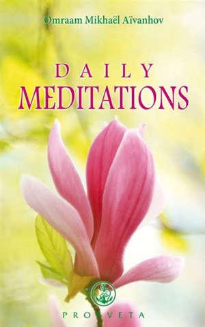 Daily meditations : 2020
