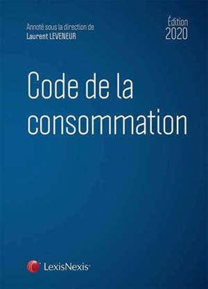 Code de la consommation : 2020