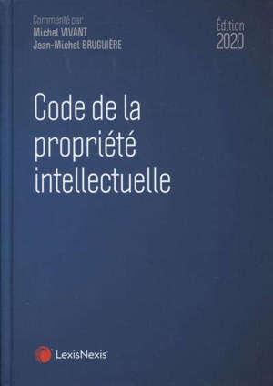Code de la propriété intellectuelle 2020