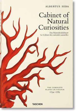 Le cabinet des curiosités naturelles d'Albertus Seba