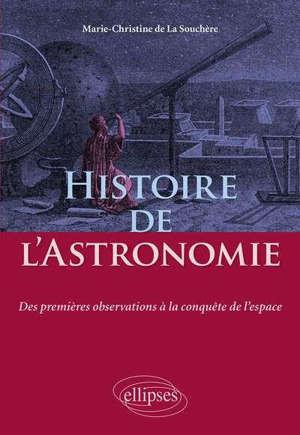 Histoire de l'astronomie : des premières observations à la conquête de l'espace