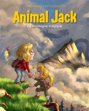 Animal Jack. Volume 2, La montagne magique