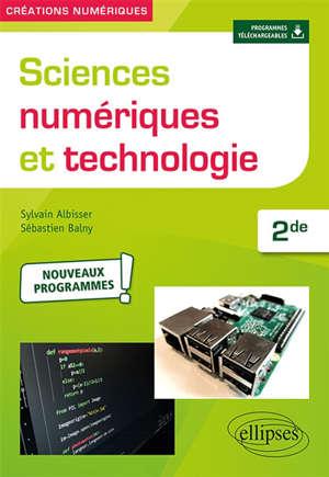 Sciences numériques et technologie, 2de : nouveaux programmes