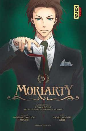Moriarty. Volume 5
