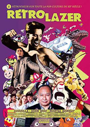 Rétro lazer. n° 5, Godzilla, John Woo, Mortal kombat