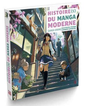 Histoire(s) du manga moderne : 1952-2020