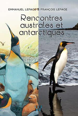 Rencontres australes et antarctiques : deuxième rencontre BD-Photo Moëlan