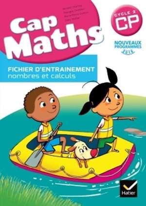 Cap maths CP édition 2016