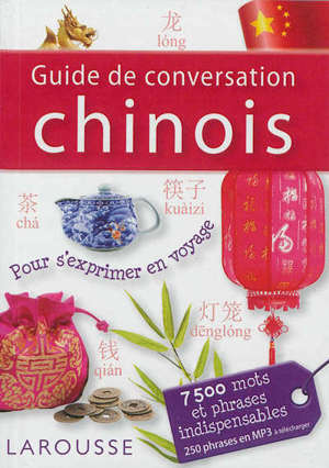 Guide de conversation : chinois