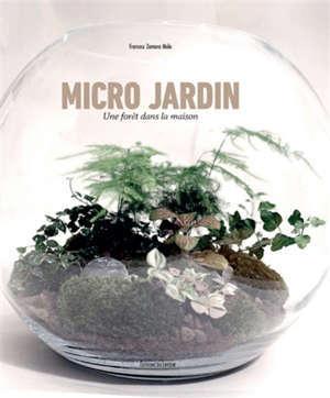 Micro jardin : une forêt dans la maison