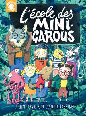 L'école des mini-garous