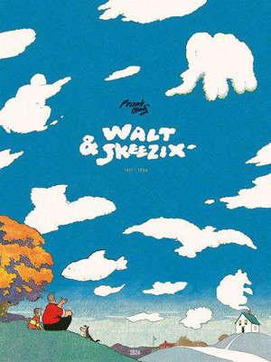 Walt & Skeezix : les plus belles pages du dimanche de Gasoline Alley : 1921-1934