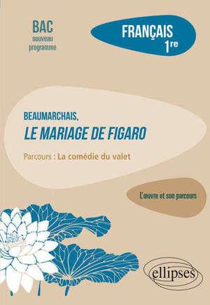 Français, 1re : Beaumarchais, Le mariage de Figaro, parcours : la comédie du valet