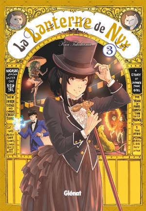 La lanterne de Nyx. Volume 3