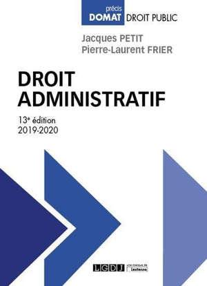 Droit administratif : 2019-2020