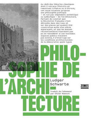 Philosophie de l'architecture