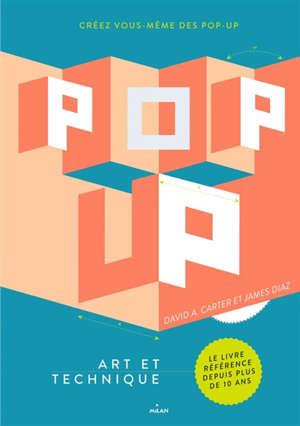 Pop-up : art et technique