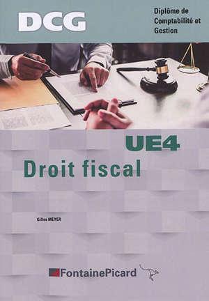 Droit fiscal : diplôme de comptabilité et gestion