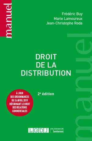 Droit de la distribution