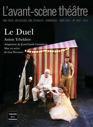 Avant-scène théâtre (L'). n° 1467, Le duel