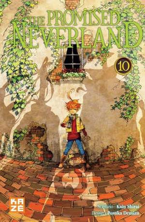 The promised Neverland. Volume 10