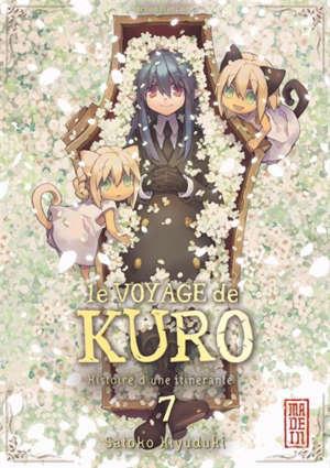Le voyage de Kuro : histoire d'une itinérante. Volume 7